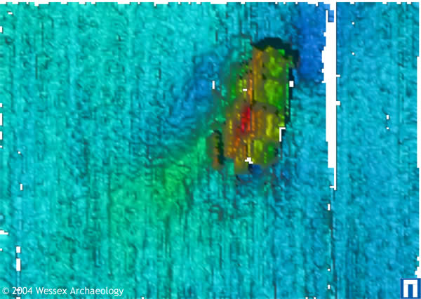 ALSF Wrecks on the Seabed | Our Work | Wessex Archaeology