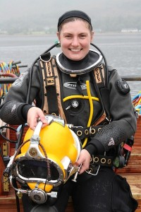Photo courtesy of the Underwater Centre, Fort William (www.theunderwatercentre.co.uk)