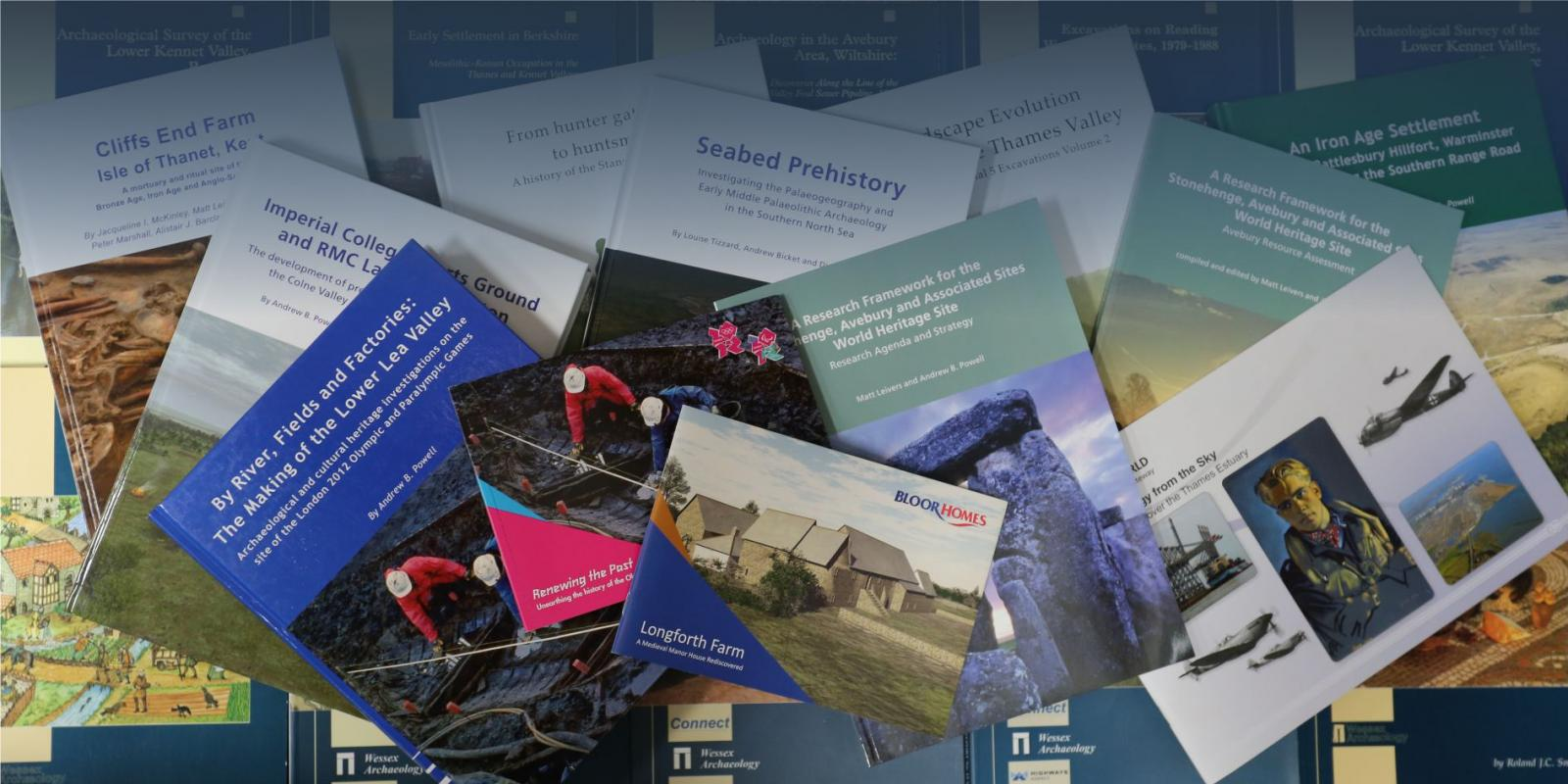 A range of publications