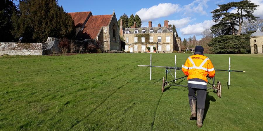 Wessex Archaeology - Welcome to the future of heritage - geophysical survey