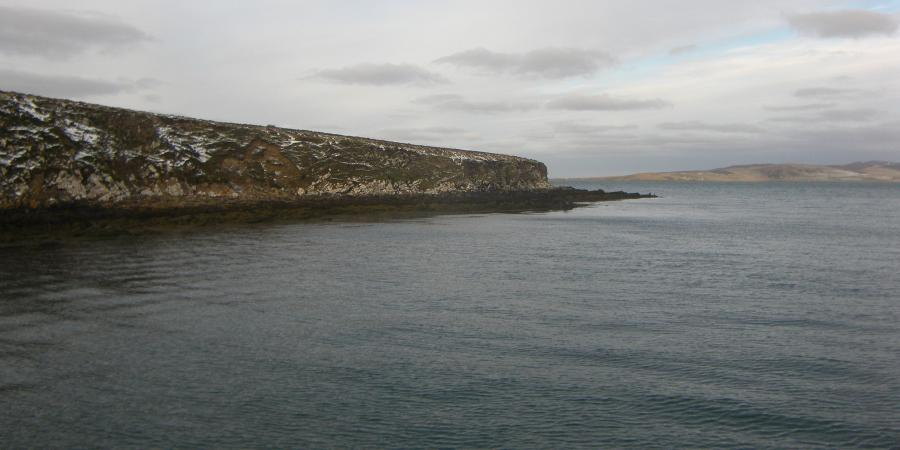 Gutter Sound, Orkney Islands, Scotland