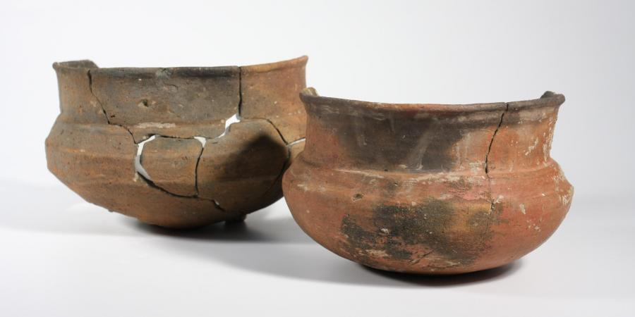 Pottery from the Barton Stacey to Lockerley Gas Pipeline