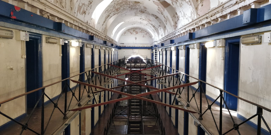 Fortress to Gaol: The archaeology of the former HMP Gloucester