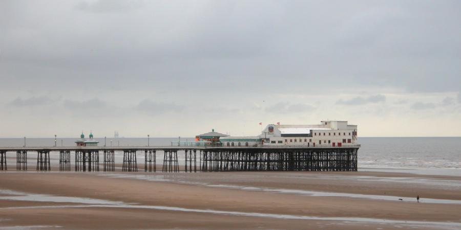 England's Historic Seascapes - coastal pier