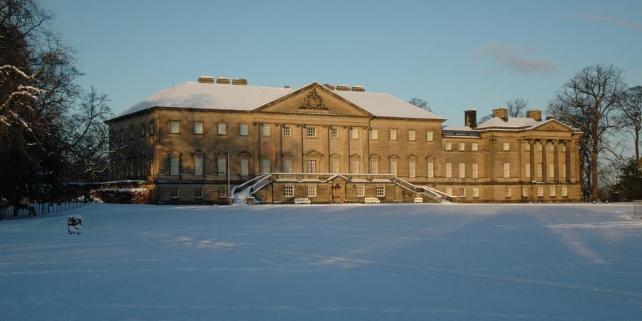 Historic Building recording at Nostell Priory
