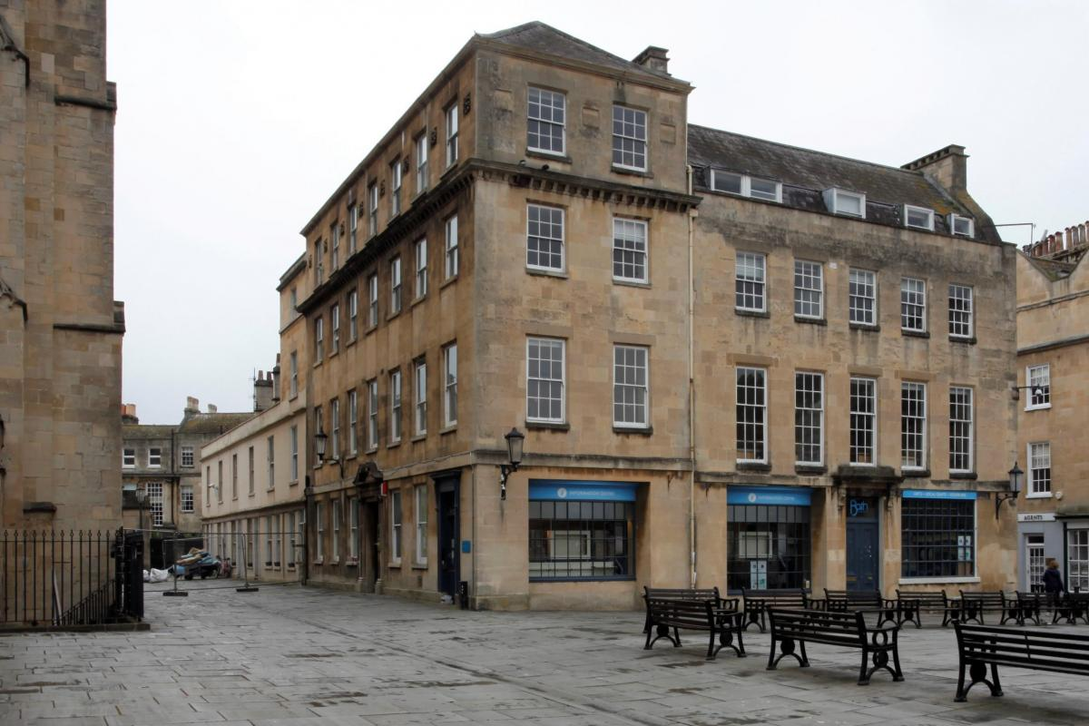 Abbey Chambers and Kingston Buildings