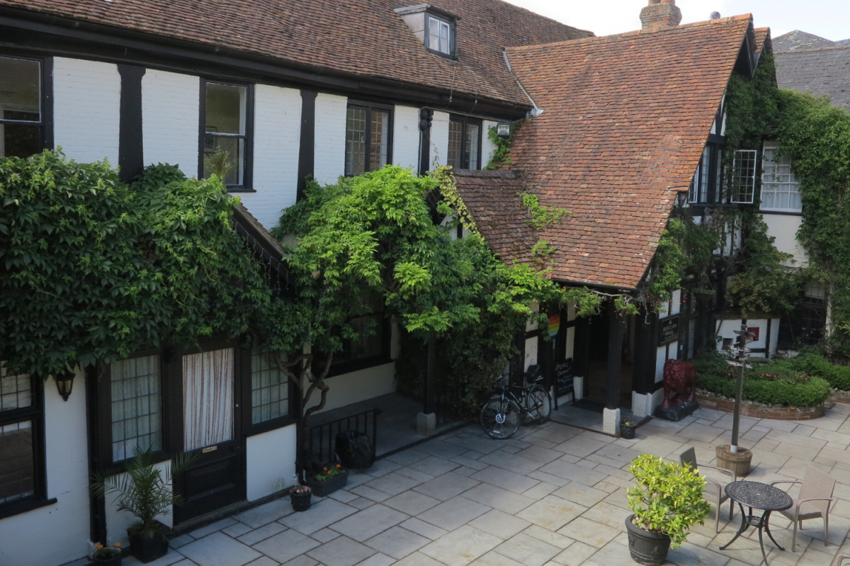 The Red Lion Hotel, Salisbury
