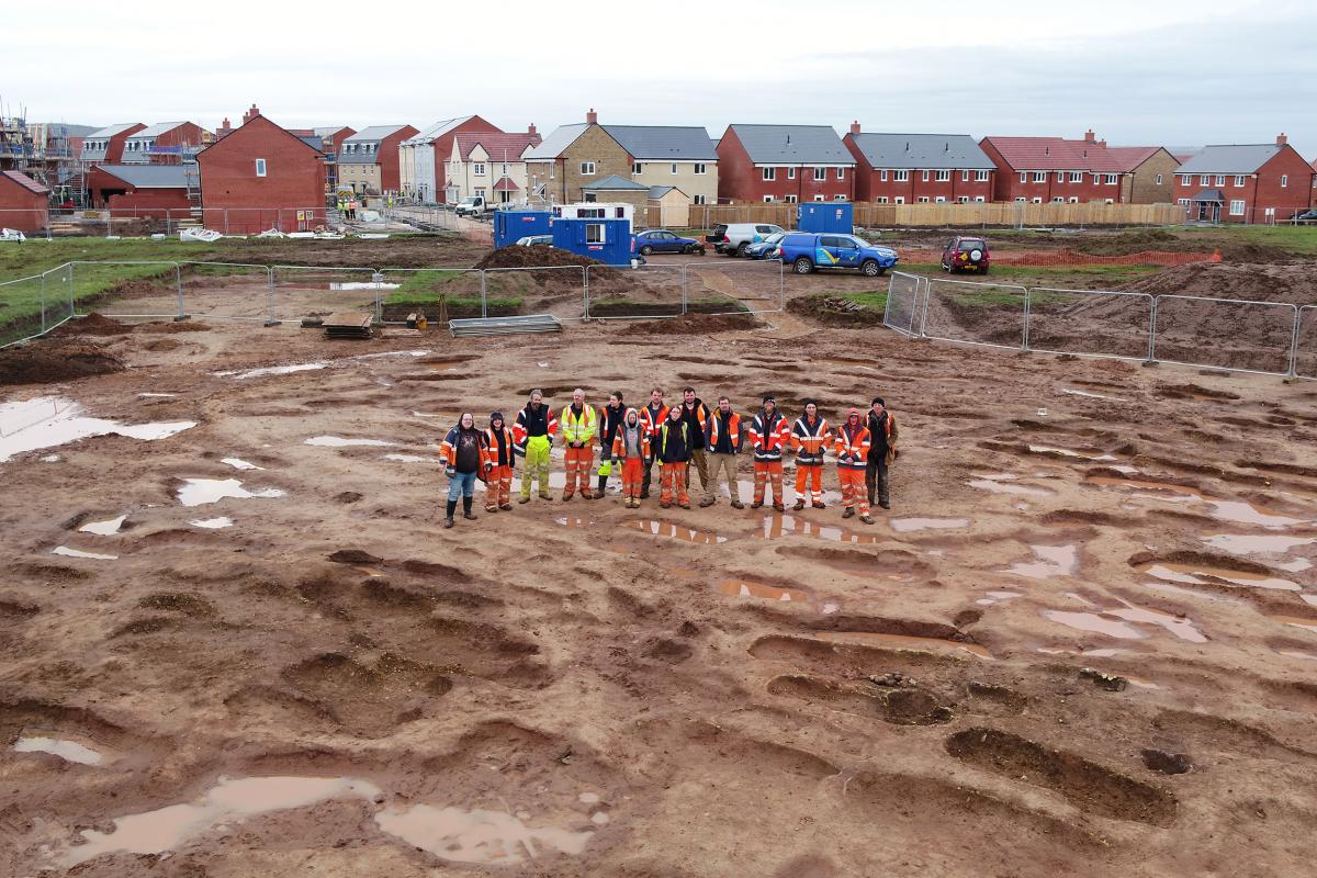 Excavations at Yatton: A trackway to the past