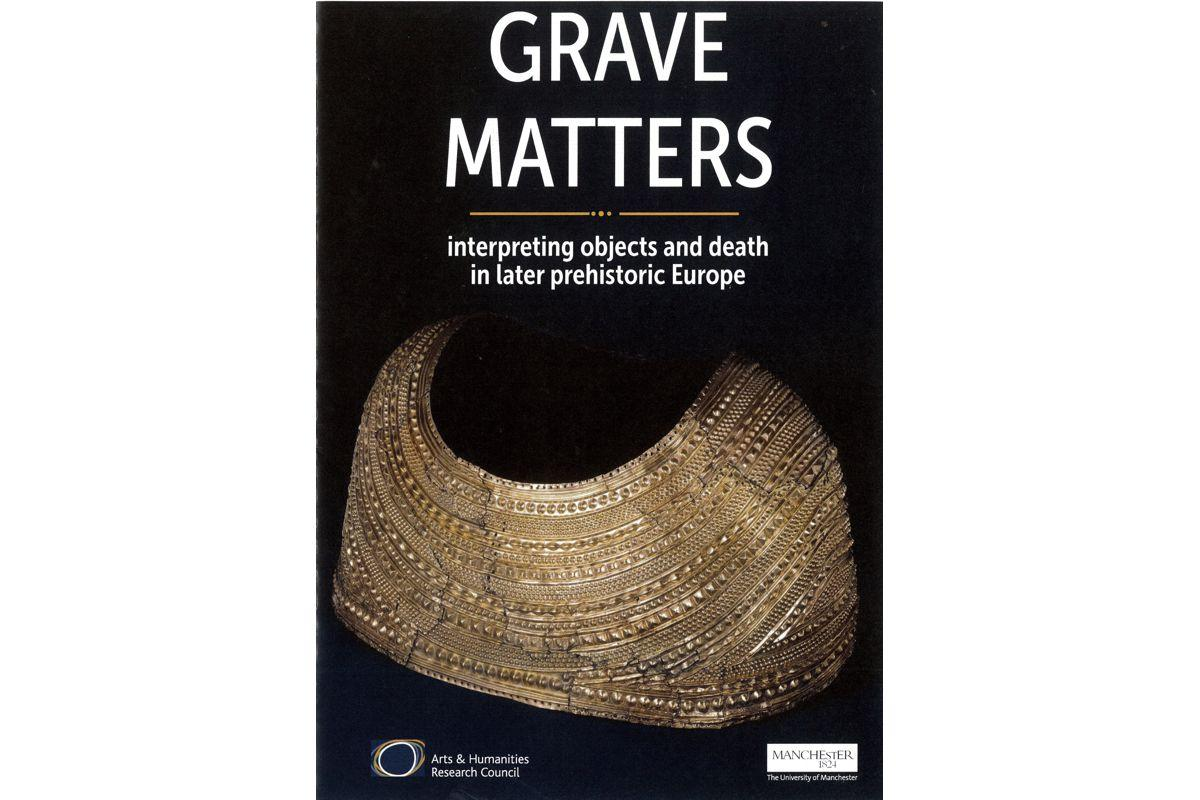Flyer from the 'Grave Matters' conference