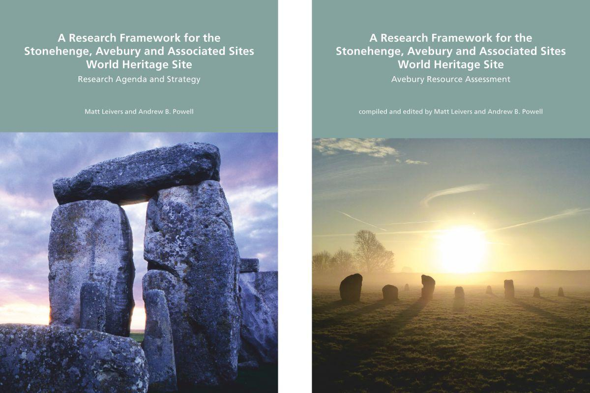 Research Framework front covers