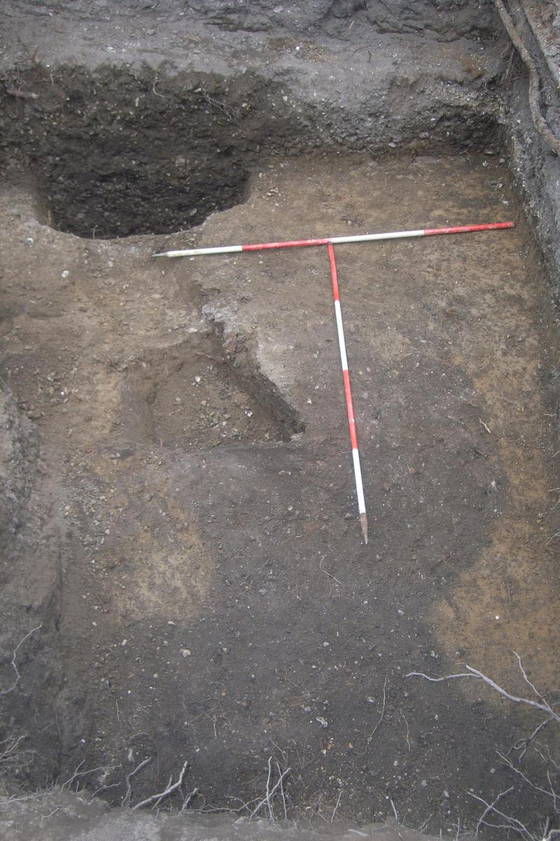 Excavations at Emmaus and Damascus House