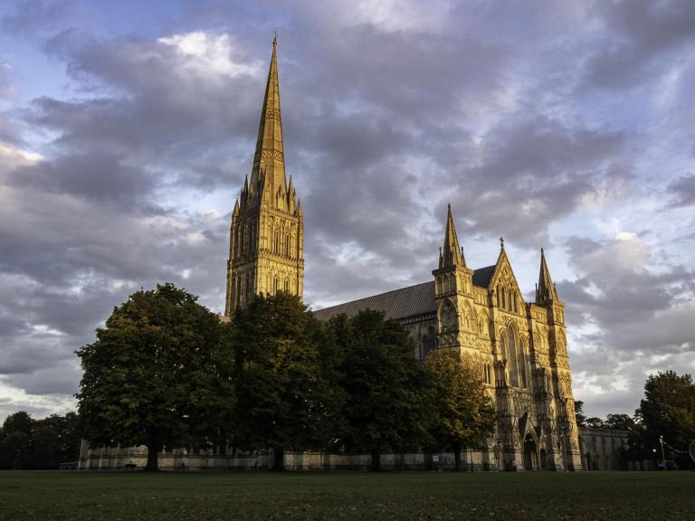 Salisbury Sites 38: and finally...