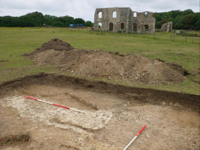 Excavations at Dunwich