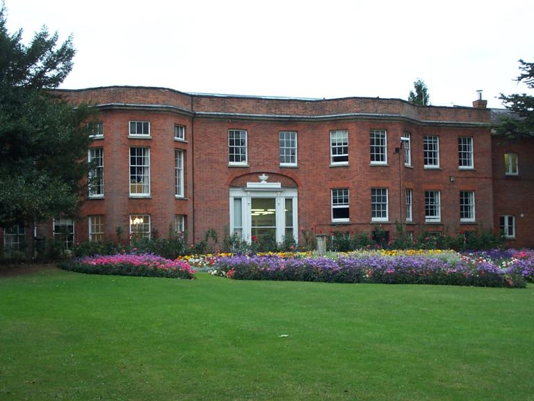Bourne Hill Council House