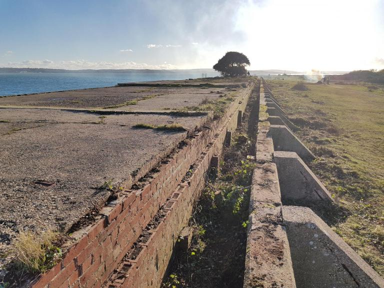 D-Day action on Lepe Beach immortalised in 3D