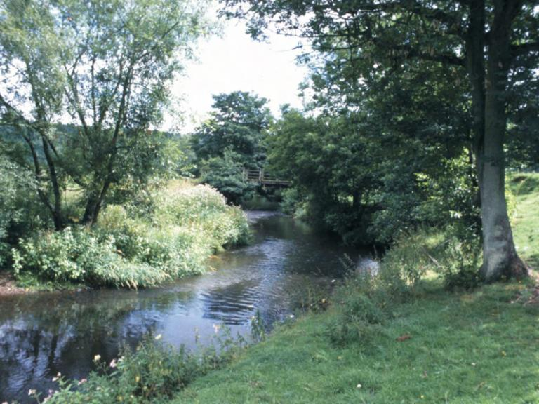 The River Churnet Valley
