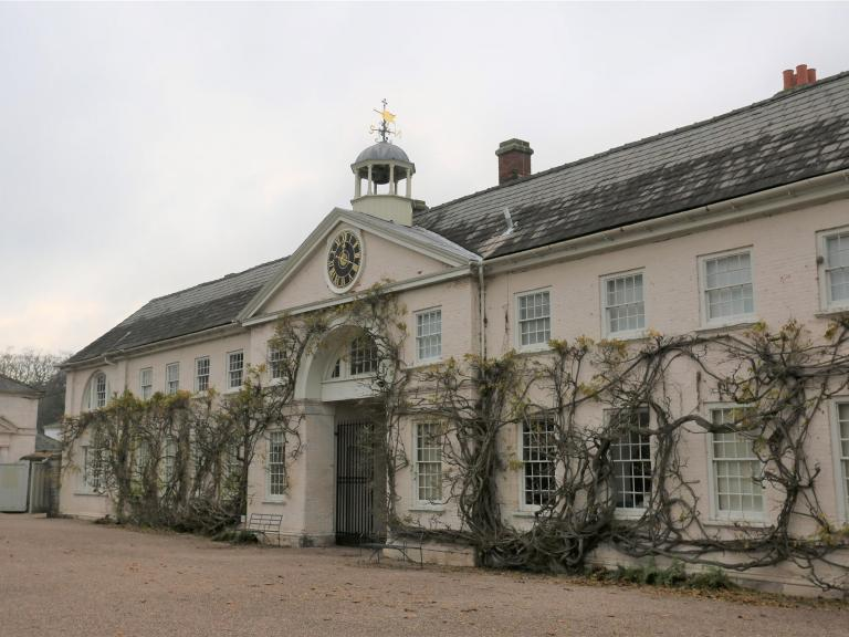 Historic Building recording at Shugborough Estate
