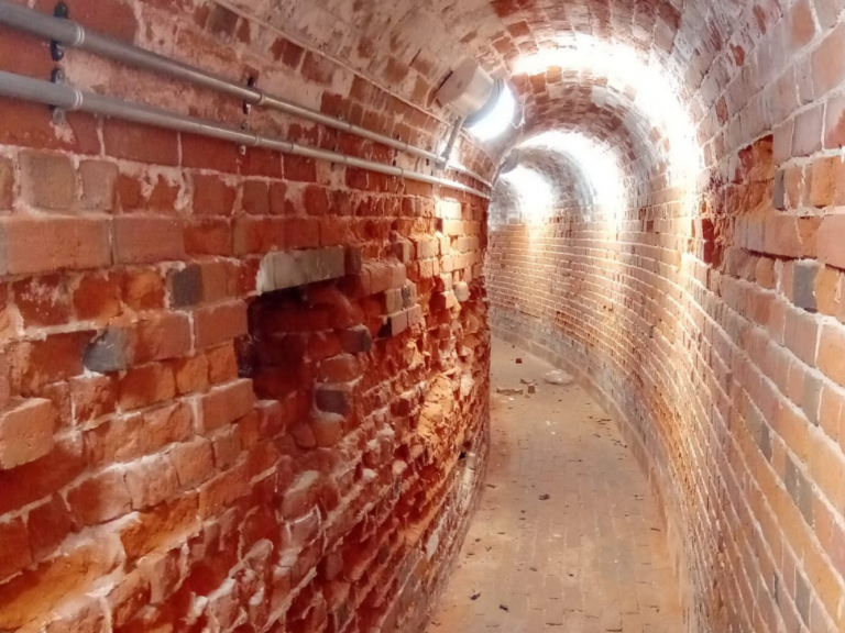 Original promenade uncovered in Southsea, Portsmouth