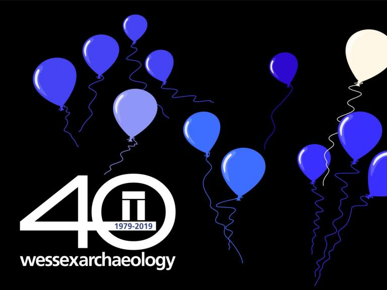 It's our 40th birthday!